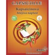 Kapsaicínová hrejivá náplasť CAPSICOLLE 1ks (7x10cm)