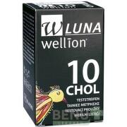 WELLION Luna chol 10 kusov