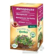 HERBEX MENOPAUZA s ďatelinou 20x3g