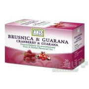 FYTO BRUSNICA & GUARANA 20x2g