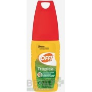 OFF! TROPICAL rozprašovač 100ml