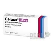 Gerasa 100 mg gastrorezistentné tablety tbl ent 30