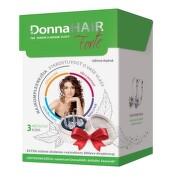 Donna HAIR Forte 3 mesačná kúra cps 90 + nausnice