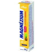 VITAR MAGNÉZIUM 375 mg s príchuťou ananásu tbl eff 20