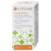 LIVSANE Laktoaktívne kapsuly plus vitamín B2 cps 20