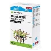 SWISS NATUREVIA MicroLACTIN SuperFlex 500 mg cps 1x120