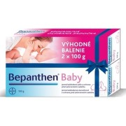 Bepanthen Baby masť (výhodné balenie) 2x100 g