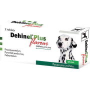 DEHINEL Plus flavour 2 tablety