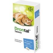 Drontal tablety (pre mačky) tbl 24