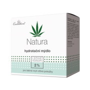 CANNADERM Natura hydratačné mydlo 100 g