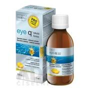 eye q tekutá forma s príchuťou citrónu 200ml