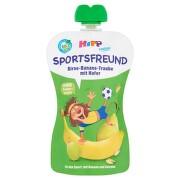 HiPP Sport Bio s príchuťou hruška, banán, biele hrozno, ovos kapsička 120 g