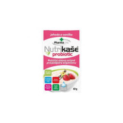 NUTRIKAŠA Probiotic s jahodami a vanilkou 60 g