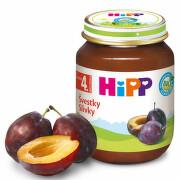 HiPP Príkrm ovocný slivky 125 g
