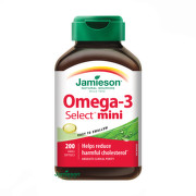 JAMIESON Omega-3 select mini 200 kapsúl