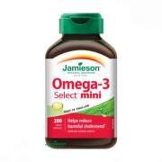 JAMIESON Omega-3 select mini 200 kapsúl