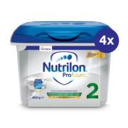 NUTRILON 2 ProFutura 800 g - balenie 4 ks