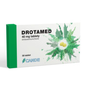 DROTAMED 40 mg 30 tabliet