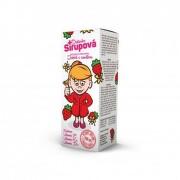 DOKTORKA SIRUPOVÁ Kalciový sirup jahody s vanilkou 100 ml