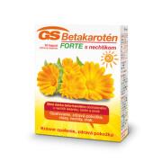 GS Betakarotén forte s nechtíkom 30 kapsúl