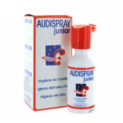 AUDISPRAY Junior sprej na ušnú hygienu 25 ml