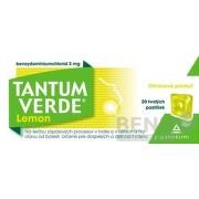 TANTUM VERDE Lemon pas ord 20x3mg