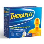 THERAFLU Prechladnutie a chrípka prášok 14 vrecúšok