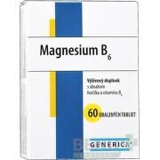 GENERICA Magnesium B6 tbl 60