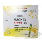 Vitabalans MAGNEX 375 mg + B6 effervescent DISPLEJ tbl eff 20 x 12
