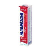 VITAR MAGNÉZIUM 375 mg s príchuťou manga tbl eff 20
