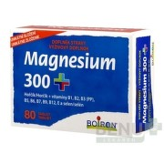 Boiron Magnesium 300+, 80 tabliet tbl 80