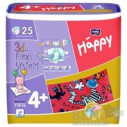 bella HAPPY 4+ MAXI plus 25ks