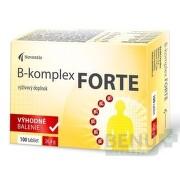 Noventis B-komplex FORTE tbl 1x100 ks tbl 100