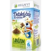 MEGAFYT Detský čaj Bez kofeínu S ANÍZOM 20x1,75g