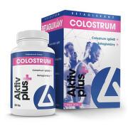 AKTIV PLUS+ Colostrum s betaglukánmi 60 kapsúl
