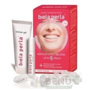 Biela perla Systém na bielenie zubov 1set