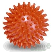 GYMY MASÁŽNA LOPTIČKA - ježko 6 cm 1ks