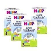 HiPP 3 JUNIOR Combiotik (4-Balenie) 4x600 g (2400 g)