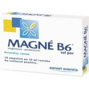 MAGNE-B6 sol por 10x10ml