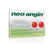 Neo-angin bez cukru tvrdé pastilky 1x24 ks pas ora 24ks