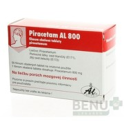 PIRACETAM Al 800 50 tabliet