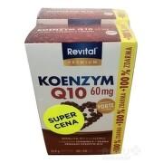 Revital KOENZÝM Q10 60 mg+VITAMÍN E + SELÉN FORTE cps 2x60 (120 ks), 1x1 set
