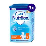 NUTRILON 5 800 g - balenie 3 ks