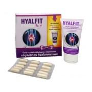 HYALFIT DUO darčekové balenie vitamín C 90 kapsúl + hyalfit gel 50 ml