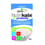 NUTRIKAŠA Probiotic natural 60 g