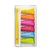 CURAPROX BE YOU 6-pack zubná pasta 6x10 ml + zubná kefka CS 5460,