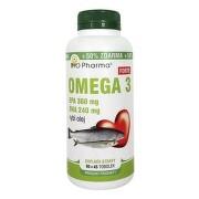 BIO PHARMA Omega 3 Forte 1200 mg 90 + 45 kapsúl ZADARMO