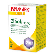 WALMARK Zinok 15 mg 90 tabliet