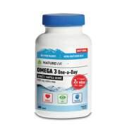 SWISS NATUREVIA Omega 3 one-a-day 1000 mg 60 kapsúl