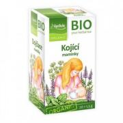 APOTHEKE BIO Selection bylinný čaj pre dojčiace matky 20 x 1 g